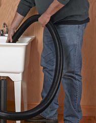 Heavy-Duty Wet/Dry Vac